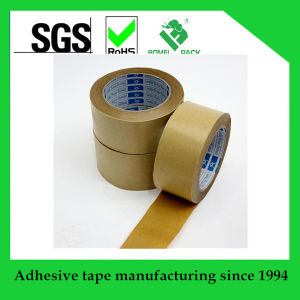 High Tensile Strength Self Adhesive Kraft Paper Tape pictures & photos