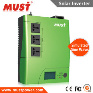 Inverter Solar Power System 1kVA 2kVA 12VDC with PWM 50A Charger pictures & photos