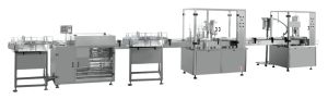 8 Needles 30ml-500ml Large Volume Filling Production Line pictures & photos