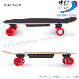 4 Wheel Skateboard, E-Scooter VW-F01 Vation Factory. pictures & photos