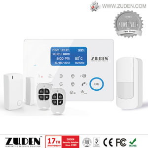 Touch Keypad Smart GSM Home Alarm with Ios & Android APP pictures & photos