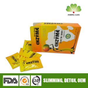 Healthy and Safe Colon Detox African Mango Enzyme for Slimming pictures & photos