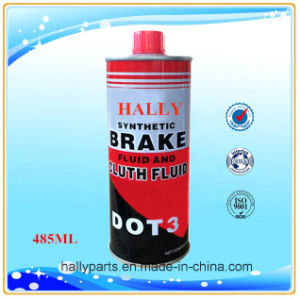 High Dry Boiling Point Heavy-Duty Brake Oil DOT3 and DOT4 pictures & photos