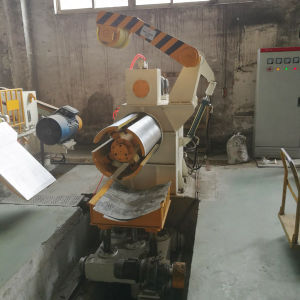 Steel Cutting Line pictures & photos