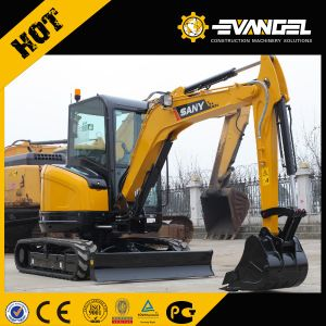 Sany Mini Crawler Excavator Small Excavator 3.5 Tons (SY35) pictures & photos