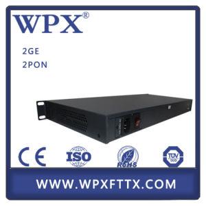 Communication Equipment 2 Pon Epon FTTH Olt pictures & photos