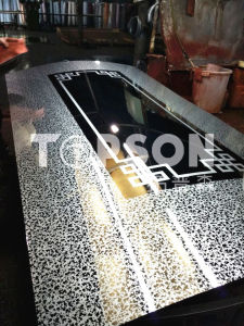 201 304 316 Decorative Stainless Steel Plate Sheet with 8k Mirror Etched Finish pictures & photos