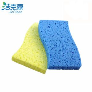 Colorful Cleaning Tool Cellulose Sponge pictures & photos