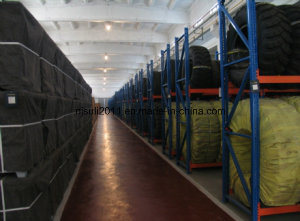 Warehouse Stacking Portable Metal Tire Rack/Tyre Rack pictures & photos