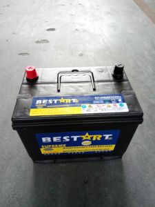 Lead Acid Storage Mf Car Battery/Auto Car Battery 12V60ah-N50zlmf (BCI-24R) pictures & photos