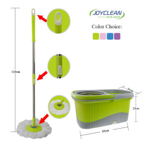 2017joyclean Best Selling Products Online Shopping 360 Spin Mop Super Magic Mop pictures & photos