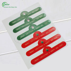Professional Christmas Stickers (KG-PT029) pictures & photos