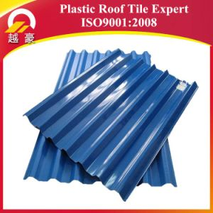 Foshan Yuehao 3layers UPVC Roofing Sheet pictures & photos