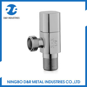 Chrome Plated Brass Angle Valve Good Quality pictures & photos