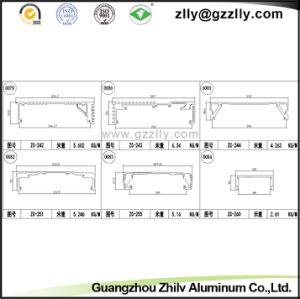 Building Material Aluminum Extrusion Heatsink for Car&Motor pictures & photos