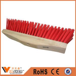Wooden Block Floor Broom Sweeping Brush pictures & photos