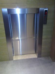 304 Stainless Steel Restaurant Hotel Home Dumbwaiter Lift Small Kitchen Food Elevator pictures & photos