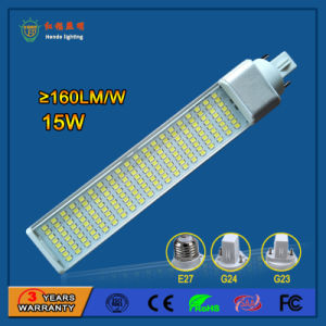 Wholesale 15W SMD 2835 Horizontal Lamps pictures & photos