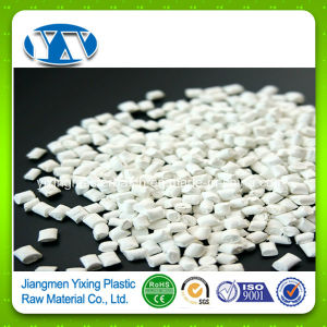 Raw Material Plastic Filler White Masterbatch pictures & photos