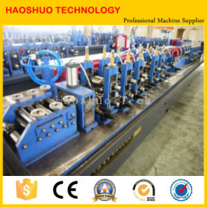 Steel C Purlin Roll Forming Machine pictures & photos