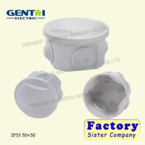 Electronic Outdoor Project Enclosure Junction Box ABS/PC Plastic Battery Enclosure pictures & photos