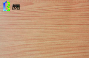 Wood Grain Panel Wooden Coated Aluminum Plastic Composite Panel Wood Panel PVC Wall Panel pictures & photos