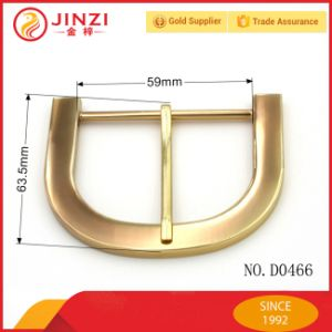Big Size Metal Pin Buckle Large Belt Buckle for Fashion Bag/Students pictures & photos