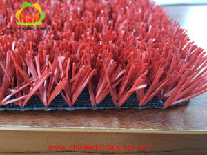 Non Filling Mesh Artificial Grass for Running Track