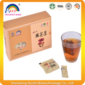 Ganoderma Reishi Lucidum Drinking Tea From Herbal Extract pictures & photos