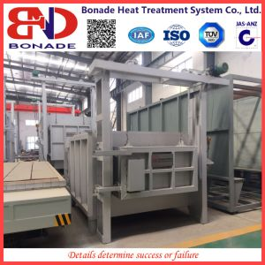 90kw High Temperature Box Type Furnace for Heat Treatment pictures & photos