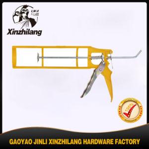 Cheap Price Plastic Cordless Caulking Gun for Glass Sealant pictures & photos