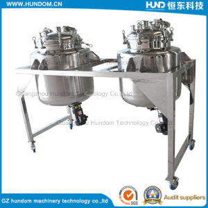 Magnetic Stirring Tank with Bottom Magnetic Stirrer pictures & photos