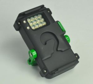 High Quality Powerful 20W Detachable Rechargeable LED Work Light pictures & photos