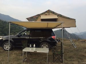 2017 Hot Sale Hard Shell Car Truck Roof Top Tent for Camping and Travelling pictures & photos