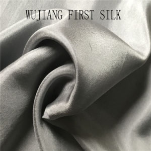 100% Natural Silk Habotai Fabric with Sand Washed. Sand Washed Silk Habutai Fabric pictures & photos