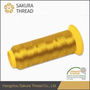 50d/2 Oeko-Tex100 1 Class Polyester Thread for Embroidery pictures & photos