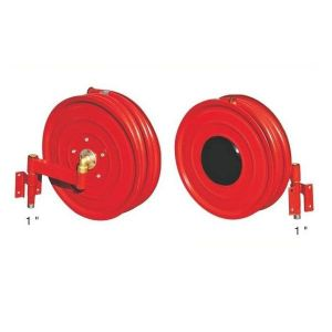 PT01-13 Swing Manual Fire Hose Reel pictures & photos