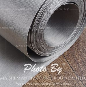 Stainless Steel Wire Printing Mesh pictures & photos