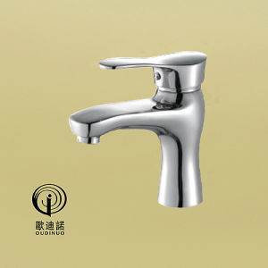 Oudinuo Brass Body Zinc Handle Bath-Shower Mixer 68213 pictures & photos