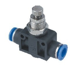 PA Can Adjust The Speed Pneumatic Pipe Fitting pictures & photos