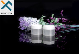 Custom Luxury Cosmetic Packaging Blue Printed Cosmetic Jar Container pictures & photos