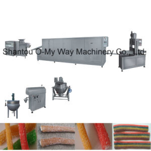 Jelly Candy Machine Production Line pictures & photos