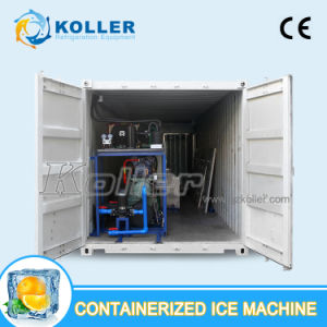 5 Tons Removable Containerized Ice Block Machine pictures & photos
