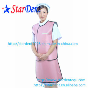 Dental X-ray Protective Clothing of Lead Apron Set pictures & photos