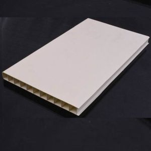 High Quality Best Price PVC Window Profile Plastic Profile pictures & photos