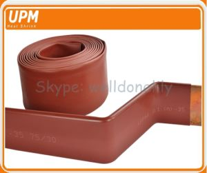 36kv Red Halogen Free Bus Bar Insulation Heat Shrink Tube pictures & photos