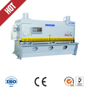 Nc/CNC Optional Hydraulic CNC Metal Plate Shear Machine pictures & photos