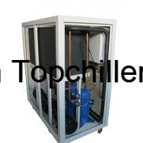 25HP Water Cooled Industrial Chiller in Polyurethane Spraying Processing pictures & photos