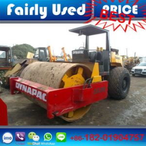 Used Dynapac Ca30d Roller with Canopy