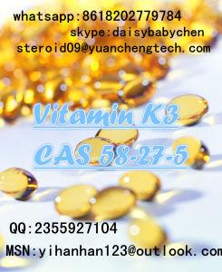 Menadione /Vitamin K3/ CAS 58-27-5 pictures & photos